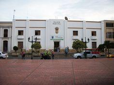 Palacio municipal Ocaña - antes