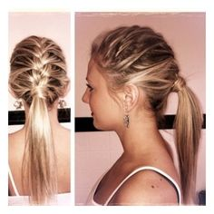Astounding 1000 Images About French Braid Ideas On Pinterest French Braids Short Hairstyles For Black Women Fulllsitofus