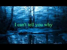 Eagles - I Can't Tell You Why [original w/ lyrics] 1979 Schmidt's first time performing lead vocals