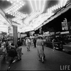 electronicsquid:  Las Vegas  (Loomis Dean. 1955)