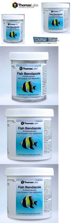 Health Care 177798: Fish Bendazole - Fenbendazole - Powder 250Mg 3 Or 12 Packets -> BUY IT NOW ONLY: $34.95 on eBay!