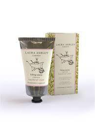 Laura Ashley Garden Intensive Hand & Nail Cream | Sisältää mm. avokadoa ja kookosrasvaa | Stockmann 11.90 € / 75 ml