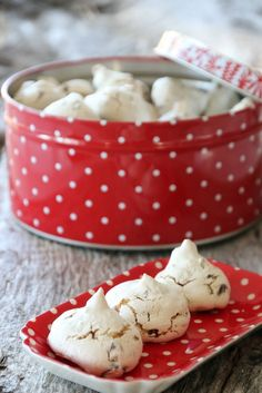 14 2 til alle Christmas Sweets, Christmas Baking, Christmas Cookies, Sweet Dumplings, Norwegian Food, Homemade Sweets, Scandinavian Food, Pavlova, Bakery