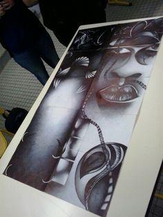 Art de Mr Papis Ly