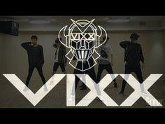 빅스(VIXX) 'Error' 안무 연습 영상 (Practice 'Error' dancing Video)