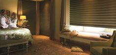 CORTINAS SILHOUETTE La Cortinas Silhouette® es un producto de alta calidad y diseño de vanguardia. Perfectas para la decoración de casa, específicamente  para decoración de cuartos y salas. Sus suaves láminas de tela suspendidas entre dos velos traslúcidos aportan elegancia y sofisticación a los espacios, combinando con cualquier estilo de decoración y entregando a la vez transparencia y control de privacidad. @hunterdouglasco #desing #house #style #spaces #decoration