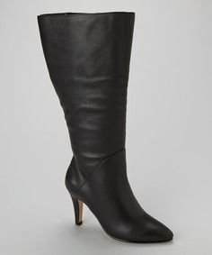 Another great find on #zulily! Black Maryland Boot by Ros Hommerson #zulilyfinds