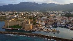 Kyrenia harbour in North Cyprus List Of Countries, Countries Of The World, Cyprus Greece, North Cyprus, Beautiful Places To Travel, Europe Destinations, Greek Islands, Paris Skyline, Paradise