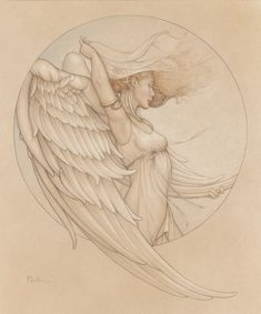 Winds of Change by Michael Parkes