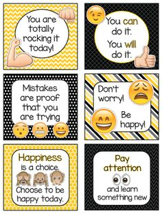 Emoji Lunchbox Notes, Jokes, and Bottle Wraps - Kids Lunch Lunchbox Notes For Kids, Lunch Notes, Kids Lunch For School, Back To School, All Emoji, Happy Today, Love Notes, Kids And Parenting, Parenting Tips