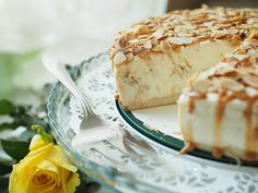 Toffee, Yummy Cakes, Fajitas, Feta, Camembert Cheese, Risotto, Cheesecake, Food And Drink, Cooking Recipes