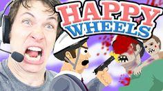 Happy Wheels - ZOMBIE SHOOTER