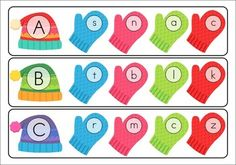 Practice fine motor skills with this activity and a clothes peg. Alphabet Peg Match: clip a peg to show the upper and lowercase matches.