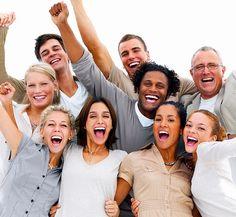 """Você provavelmente já ouviu a expressão """"rir é o melhor remédio"""". Saiba aqui por que ela está correta!"""