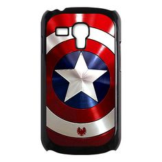 Cool the avengers Captain america Shield Samsung Galaxy S3 mini Case | Imperialcases - Accessories on ArtFire