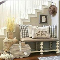 Cozy Modern Farmhouse Style Living Room Decor Ideas 47