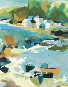 Sennen Cove by Richard Tuff