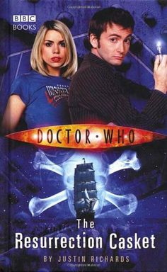 Doctor Who: The Resurrection Casket (Doctor Who (BBC Hardcover)) by Justin Richards, http://www.amazon.com/dp/0563486422/ref=cm_sw_r_pi_dp_q6Jbqb04D7EP6