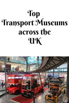 Top Transport Museums across the UK - everything from buses to fast cars trains and motorbikes Coventry Transport Museum, London Transport Museum, Days Out In Scotland, England And Scotland, Days Out With Kids, Family Days Out, South Yorkshire Transport, Kids Go Free, Ireland With Kids