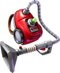398px Poltergust 5000 Vacuum Luigis Mansion Dark Moonpng