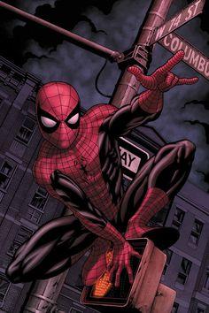 Spider-Man (Peter Parker) | art by Mike McKone