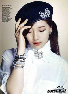 Miss A Suzy Paris Fashion in Elle