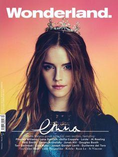Emma Watson Wonderland Magazine 1