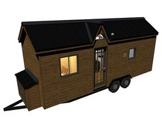 The Turtle Tiny House