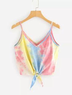 42464163d18f3 39 Best Tie Dye Crop Top images