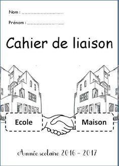 Pages de garde des cahiers - En classe Pascale ! School Organisation, Classroom Organization, Preschool Rules, Progress Report, French Teacher, French Immersion, Learn French, Kids Education, Montessori