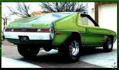 This '69 AMX is just wild! Love that incredible paint and tough stance. www.zimmermotors.com