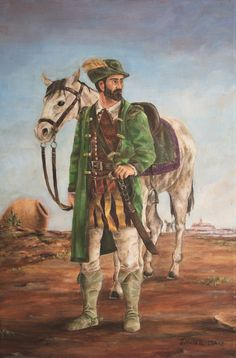 El Caballero del Verde Gabán en una de sus salidas desde Villarrobledo (La Mancha). Caballero Andante, Culture, Painting, Fictional Characters, Art, Don Quixote, Knights, Drawings, Green