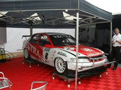 Vauxhall Vectra supertouring