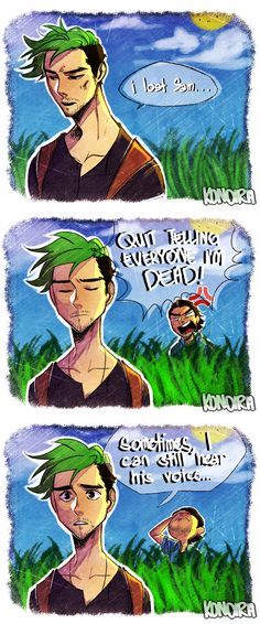 Jack pls by Konoira on DeviantArt