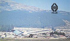 HCJB QSL CARD. QSL From Quito, Ecuador, South America. #7