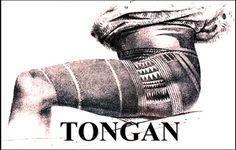Tongan tattoo kupesi