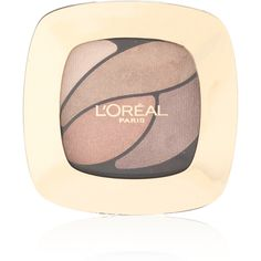 Loreal Color Riche Quad Cienie do powiek nr E2 - beloved nude