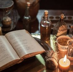Outlander behind the scenes pictures from Season 1 - A variety of potions and medicines from the show. Scotland Now