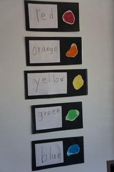 colors (student-made) ≈ ≈