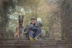 Best friends by TanjaBrandt #animals #animal #pet #pets #animales #animallovers #photooftheday #amazing #picoftheday