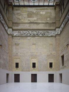 Finn Wilkie — David Chipperfield, Neues Museum Refurbishment,...