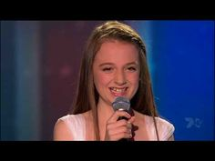 Brianna Bishop - The Prayer - Australia's Got Talent 2010 Grand Final