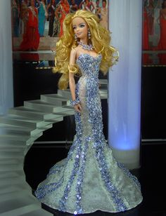 Miss Tennessee Barbie Doll 2012