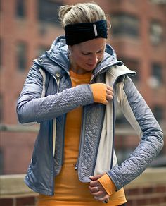 Lululemon RUN:Bundle Up Jacket