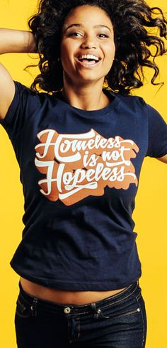 Each purchase here helps a homeless youth get off the streets. ► http://www.sevenly.org/?cid=ShrPinterestREGeneration
