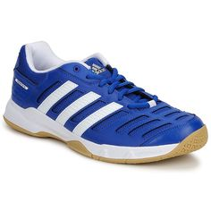 new product fed98 115a1 Adidas Stabil Essence Blue Squash Shoes, Handball, Tennis, Sports