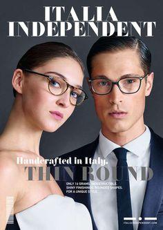 La campaña @ItaliaIndependent #SS16 se inspira en las portadas de revistas #italiaindependent #sunglasses