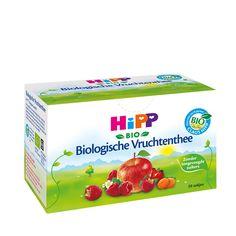 Heerlijke biologische vruchtenthee vanaf 4 maanden. Vruchtenthee van HiPP is een…