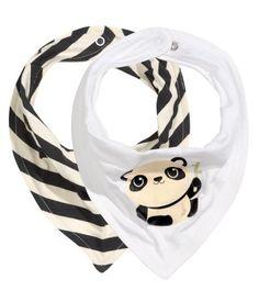 Black Stripes & Pand