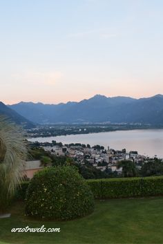 Review: Small Luxury Hotel Villa Orselina Villa Orselina was voted the best hotel in Switzerland and I can totally understand why. Before going into detail, I'd like to mention that…